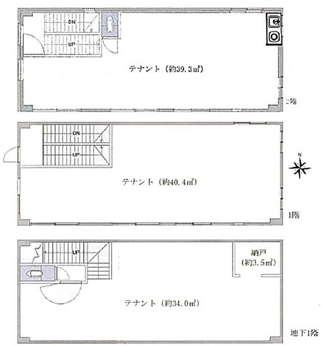 売りビル 4,380万円