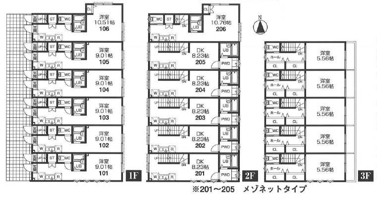 売りアパート 16,961万円