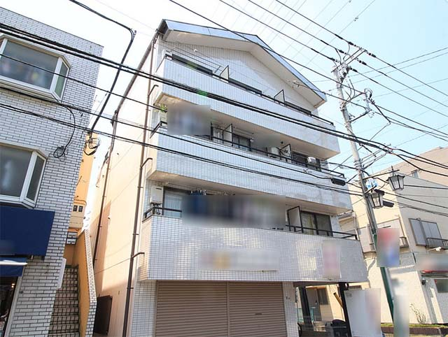 一棟マンション 13,000万円