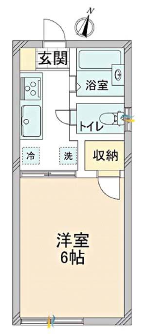 売りアパート 3,390万円